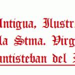 Rótulo Cofradía Virgen del Collado