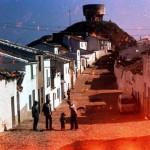 Barrio de Vistalegre - Santiteban