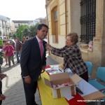 Banderita 2011, Nuevo Alcalde Santisteban