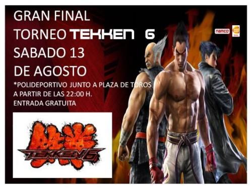 Final Torneo Teken Santisteban