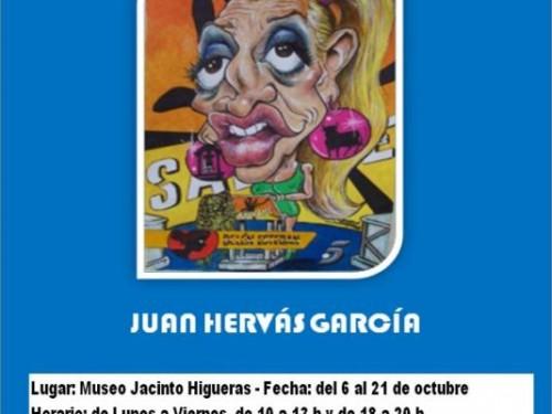 Caricaturas Juan Hervás - Museo Jacinto Higueras - Octubre 2011