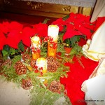 Feliz Navidad, Nacimiento en la Parroquia de San Esteban
