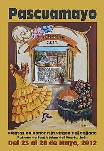 Portada Pascuamayo 2012 (pequeña), por Loli Álvarez
