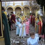 Domingo de Ramos 2013 Santisteban