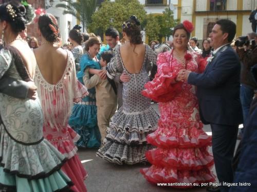 Mayordomía en la Plaza, Mulillas 2013