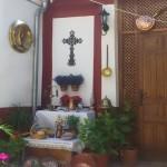 Cruz Familia Hortelano Martínez
