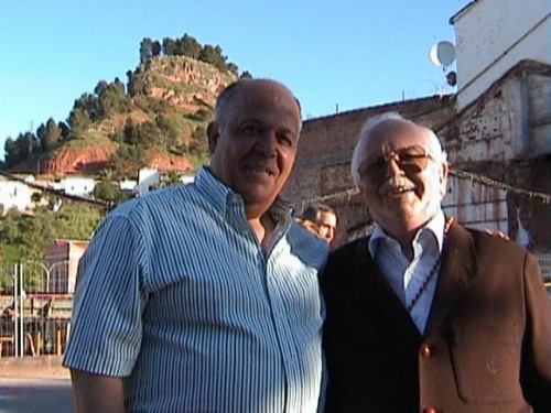 Juan Miguel Gascón y José Juliá Gómez