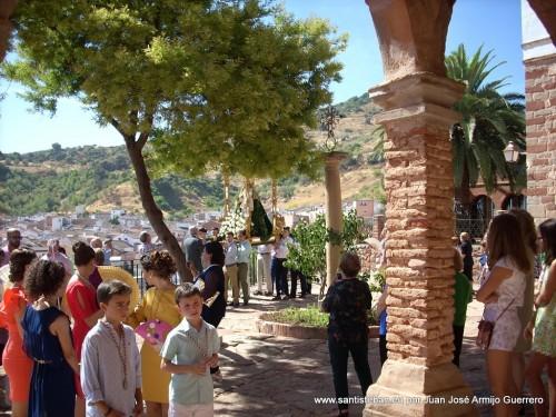 Procesión Claustral Natividad 2016